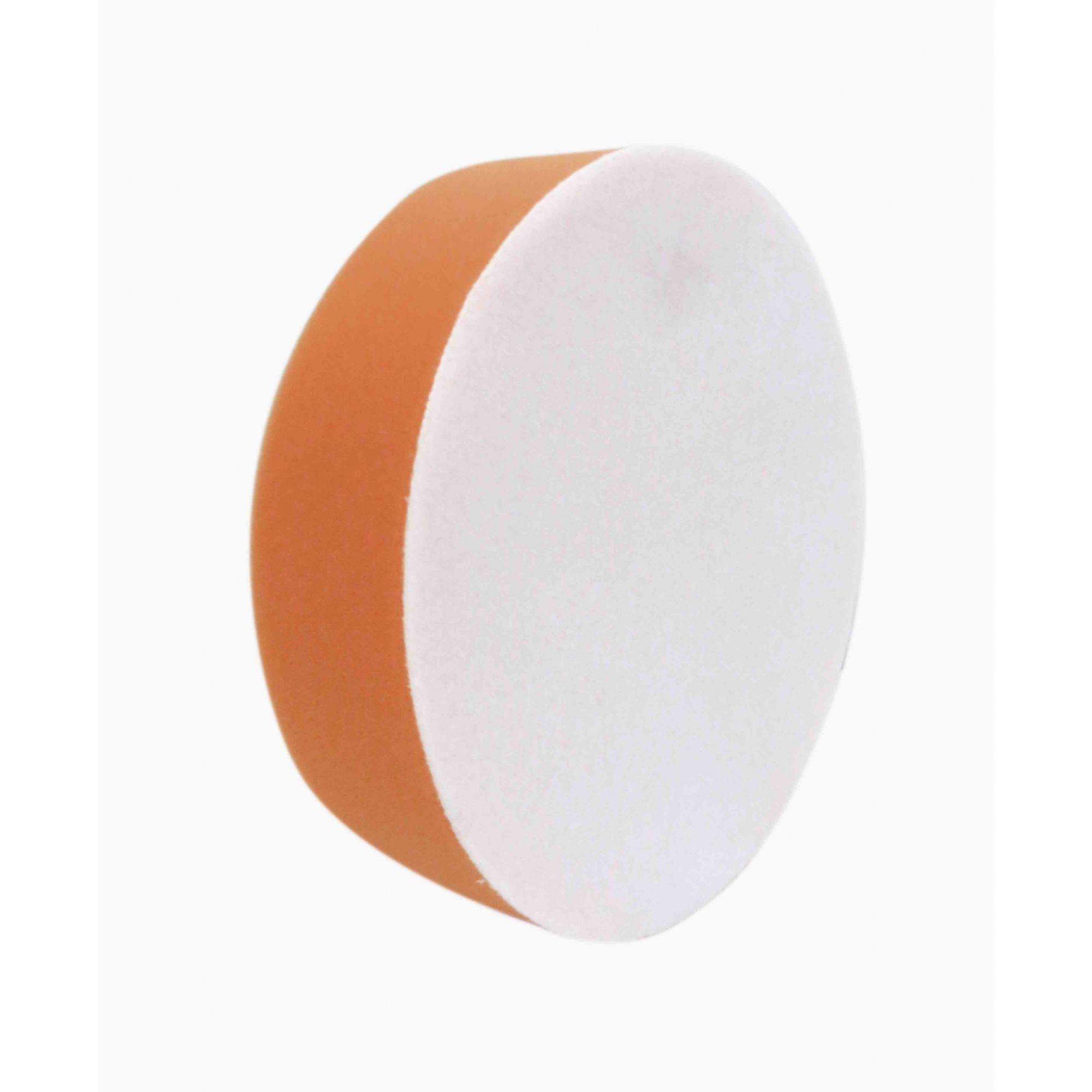 Disco Boina Boné Para Polir 180mm Esponja Com Velcro