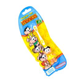 Escova De Dente Infantil Dental Extra Macia Turma Da Mônica
