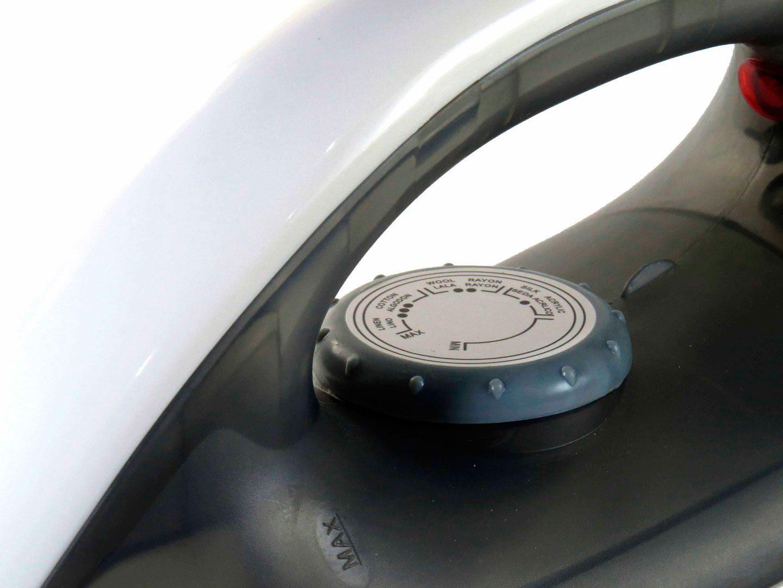 Ferro A Seco Pratic 127V Apoio Controle De Temperatura