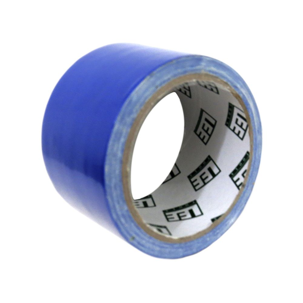 Fita Silver Tape Azul 10 Metros Leetools (10 unidades)