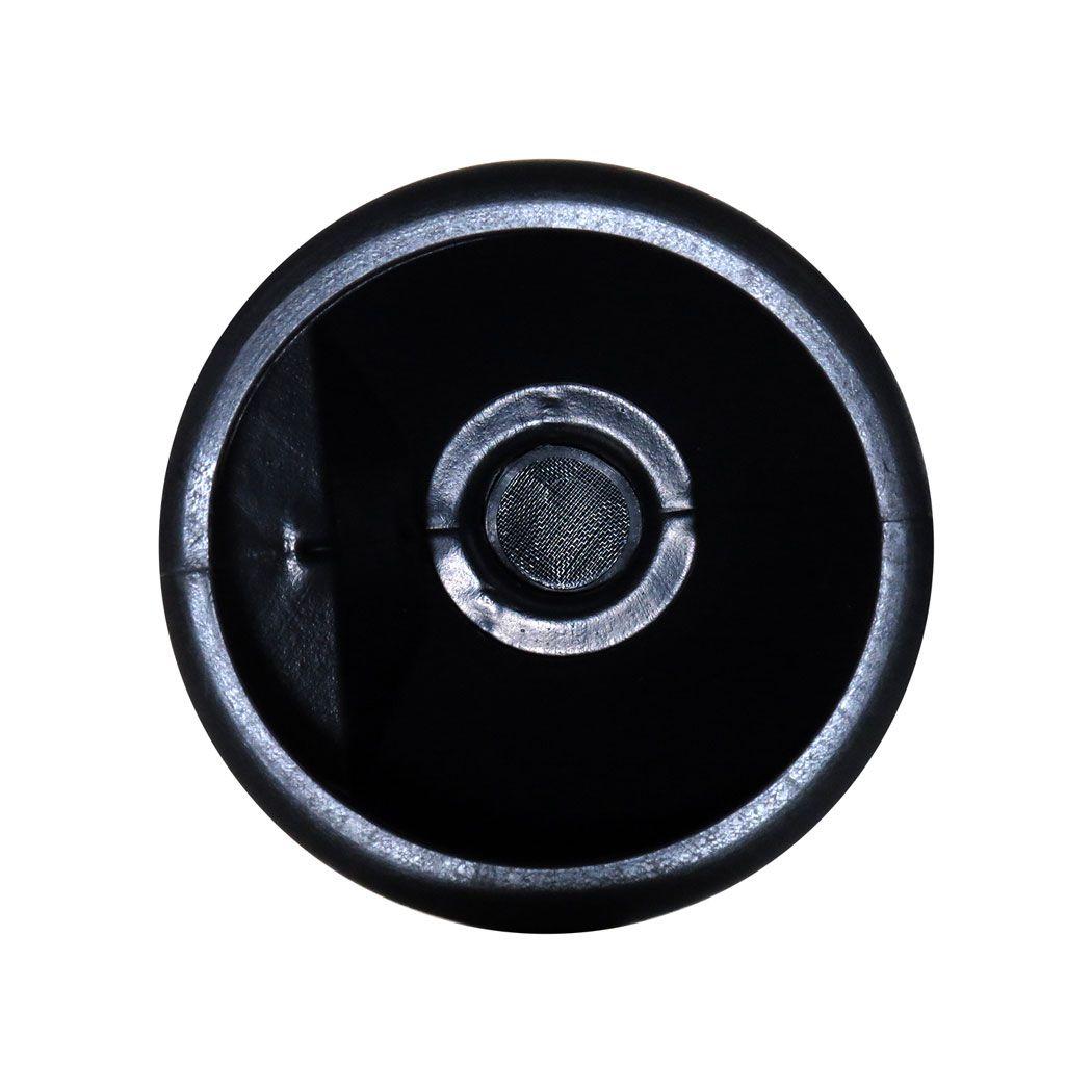 Funil Flexível Em Plástico Para Tanque Combustível Veículos