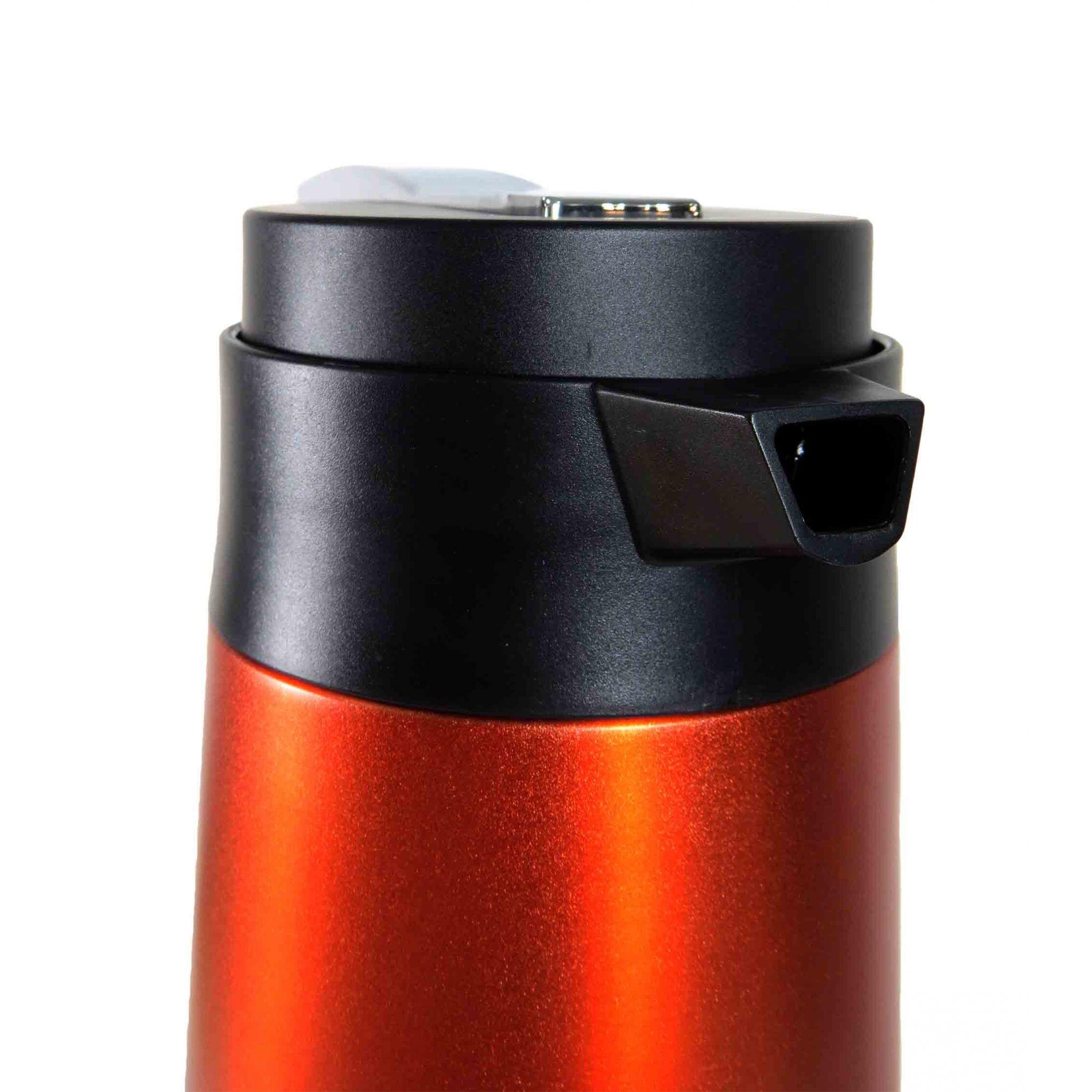 Garrafa Térmica Aço Inox Chá Café Chimarrão Comprida 1,6l