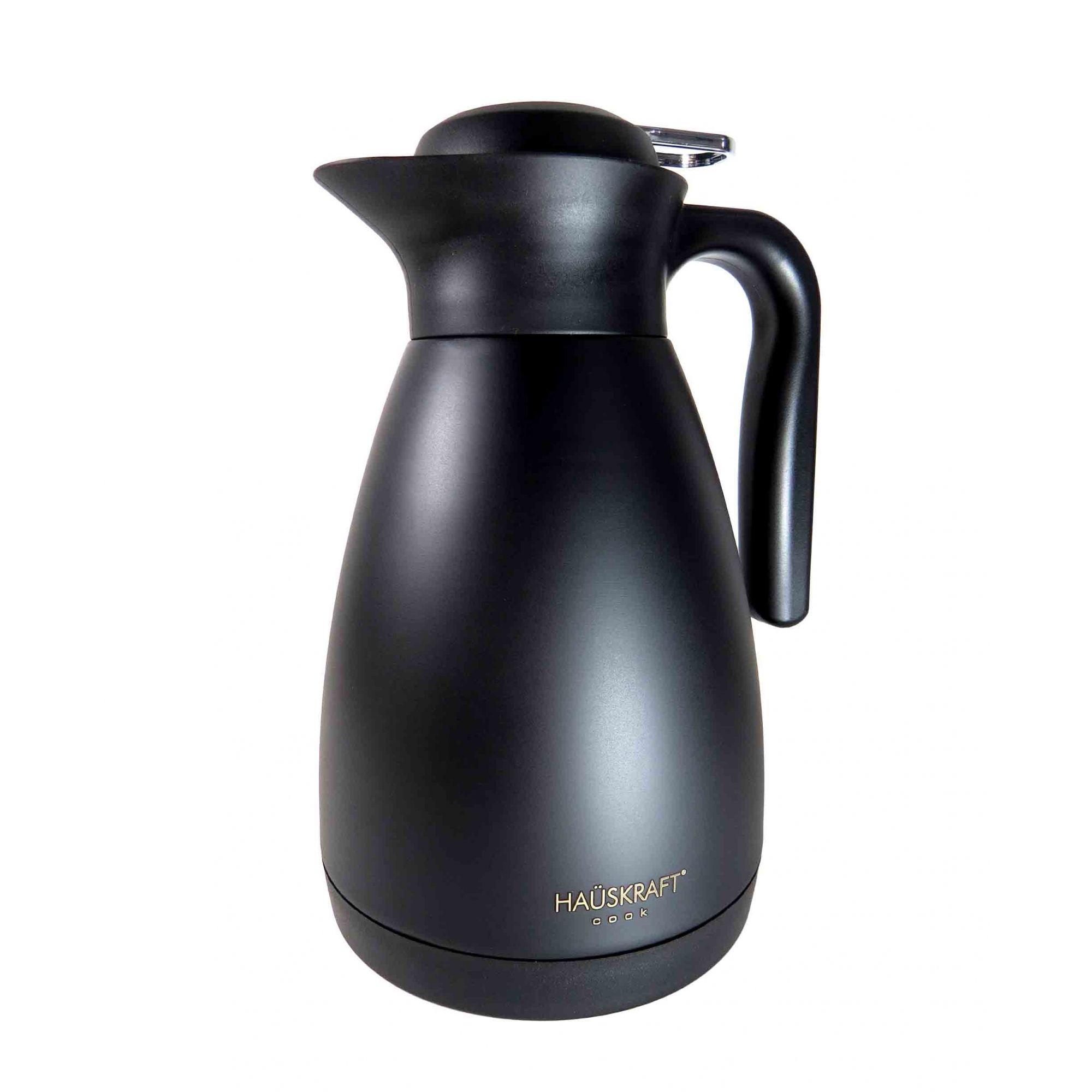 Garrafa Térmica Aço Inox Café Chá Chimarrão Inquebrável 1L