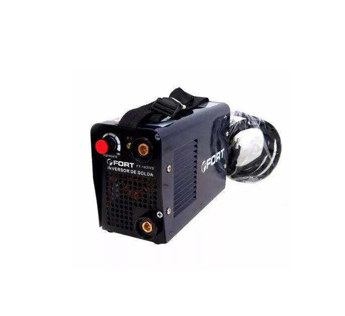 Máquina Inversor De Solda Eletrodo Hobby 220v 5800w Fort