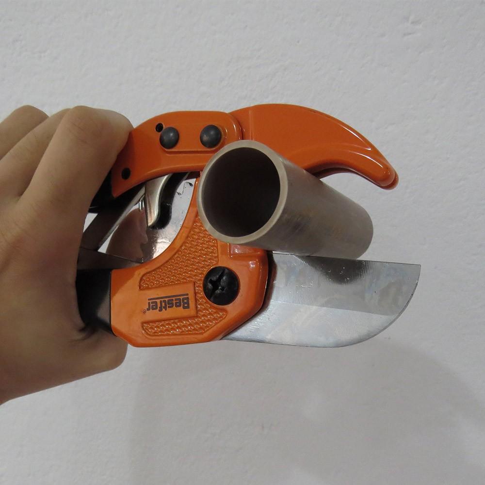 Jogo Flangeador Cortador de Tubos Alicate Cortador PVC 42mm