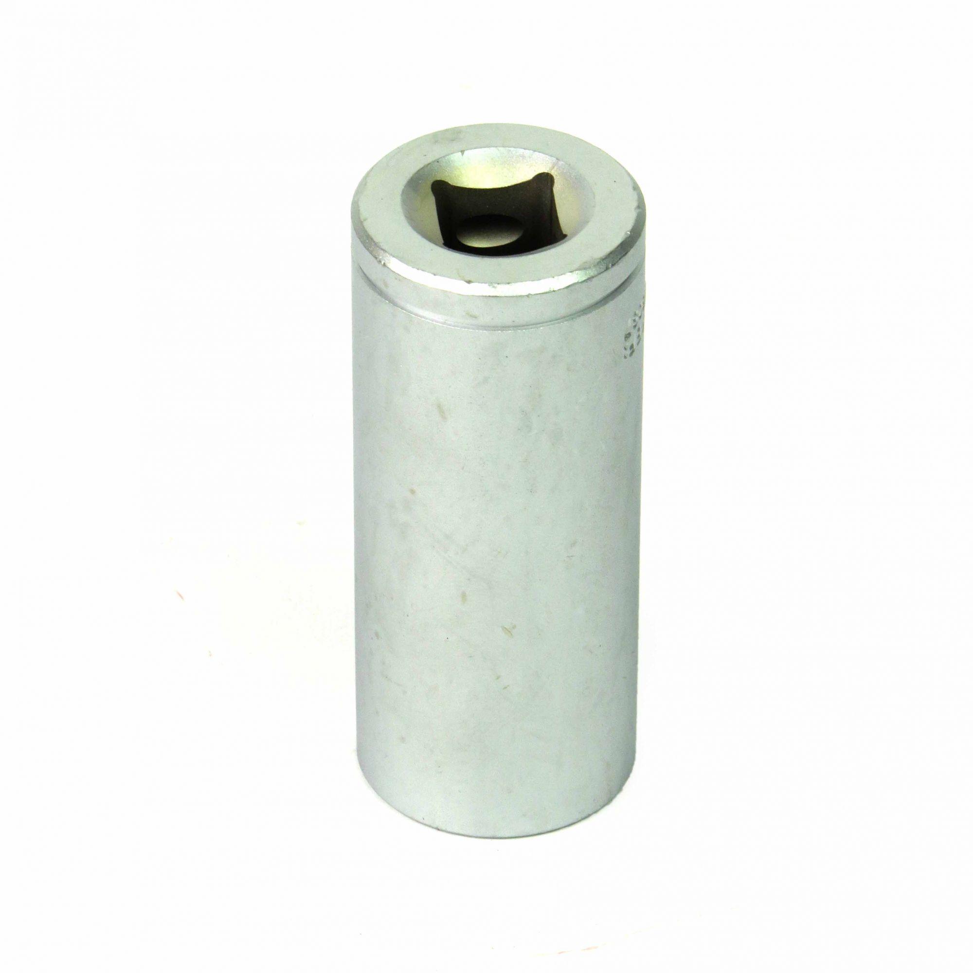 Kit Chave Catraca 1/2 Com Soquete Longo Estriado 24mm