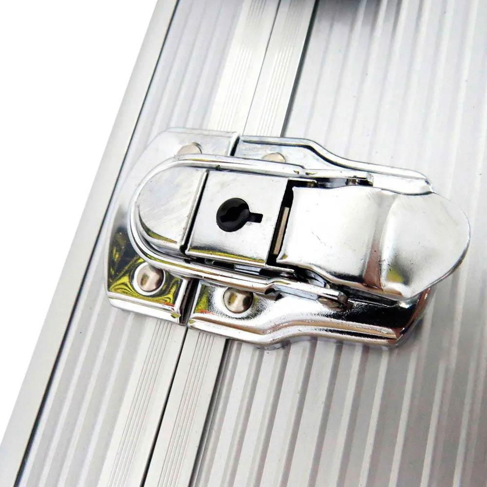 Maleta Aluminio Série Ouro Grande