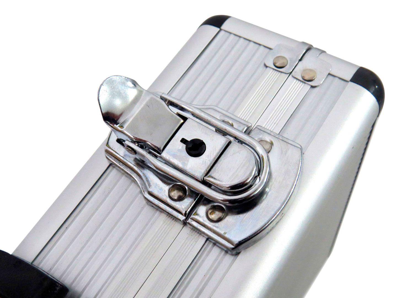 Maleta Aluminio Série Ouro Media