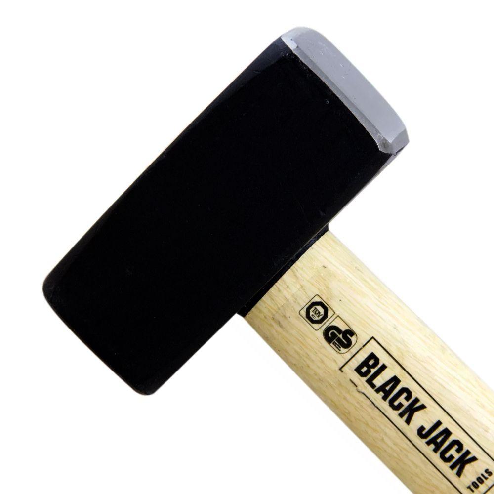 Marreta Forjada Quadrada 1250G Black Jack