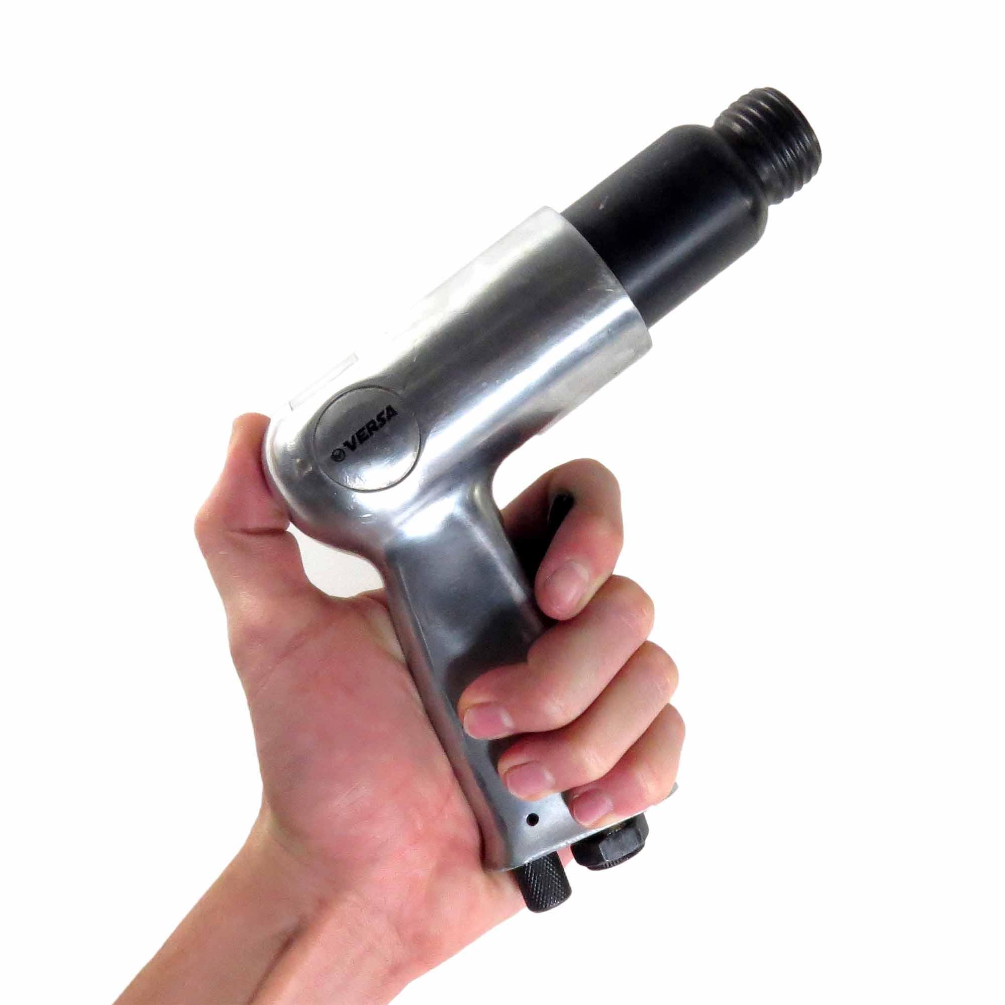 Martelete Pneumático 190 mm Com 4 Ponteiras Funções Versa
