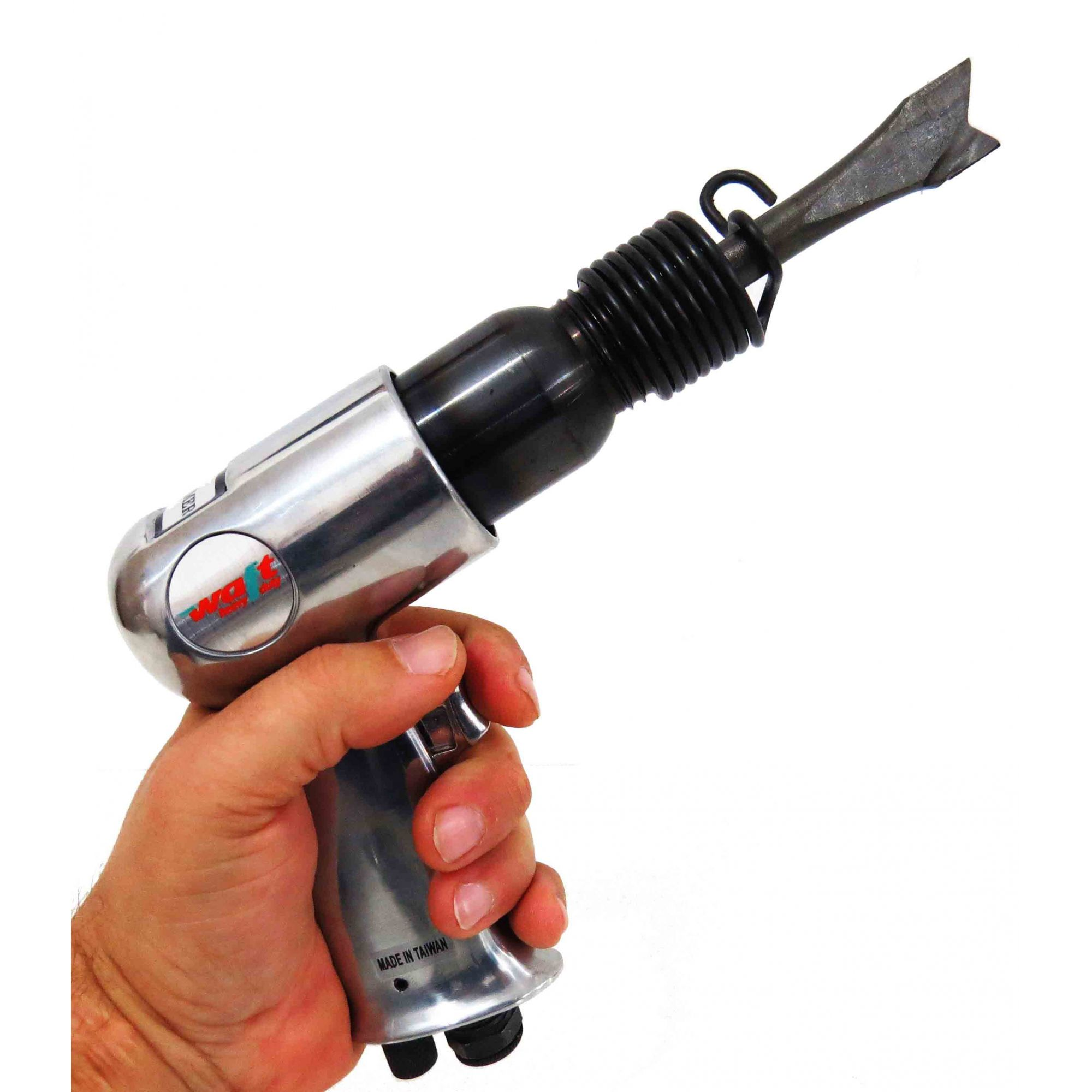 Martelete Pneumático 4 Ponteiras 150mm