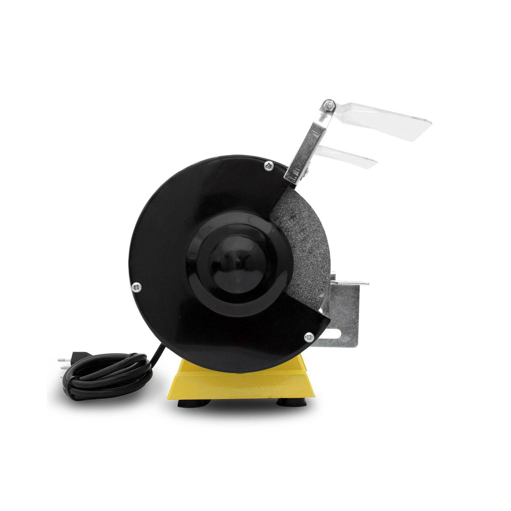 Motoesmeril 360W Amolador De Banco Bivolt 3450rpm Hammer