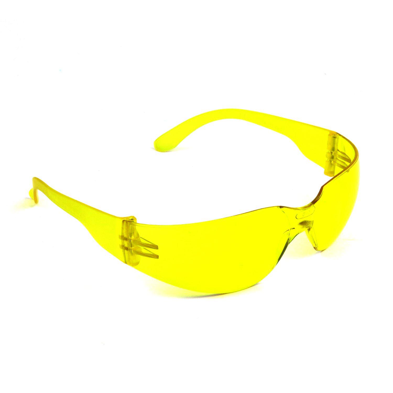 83ffdbf352ef6 Óculos de Segurança Leopardo Kalipso Amarelo - Loja Stander - Tudo ...