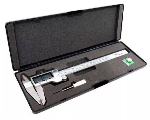 Paquimetro Digital 8 Polegadas 0-200mm Eda
