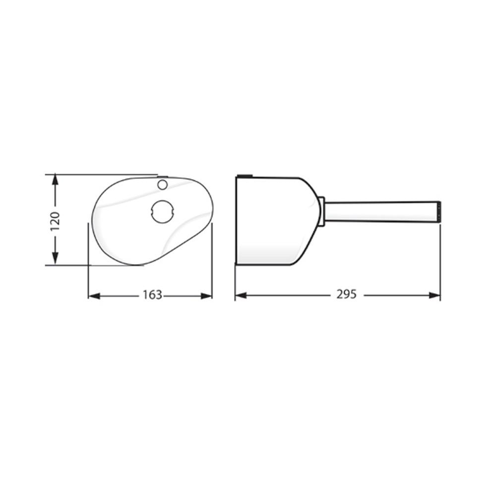 Pressurizador Para Chuveiro Lorenzetti Maxi Turbo 220V 46W Cód.11577