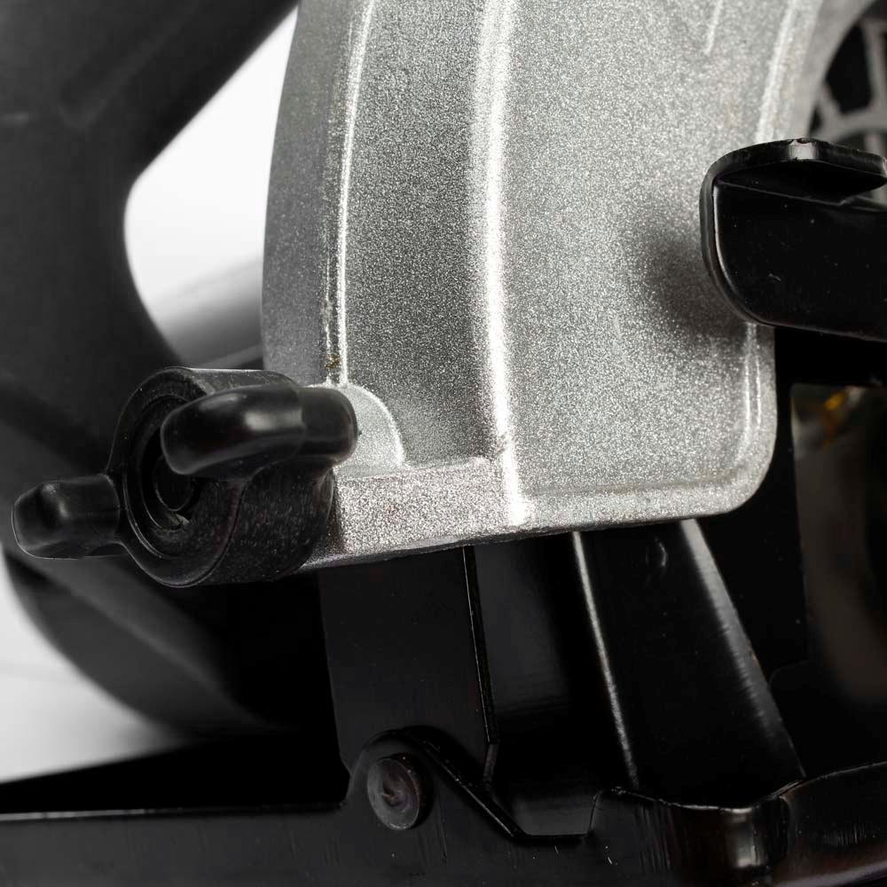 """Serra Circular 100% Rolamentada 7.1/4"""" 185mm Para Madeira 1100w"""