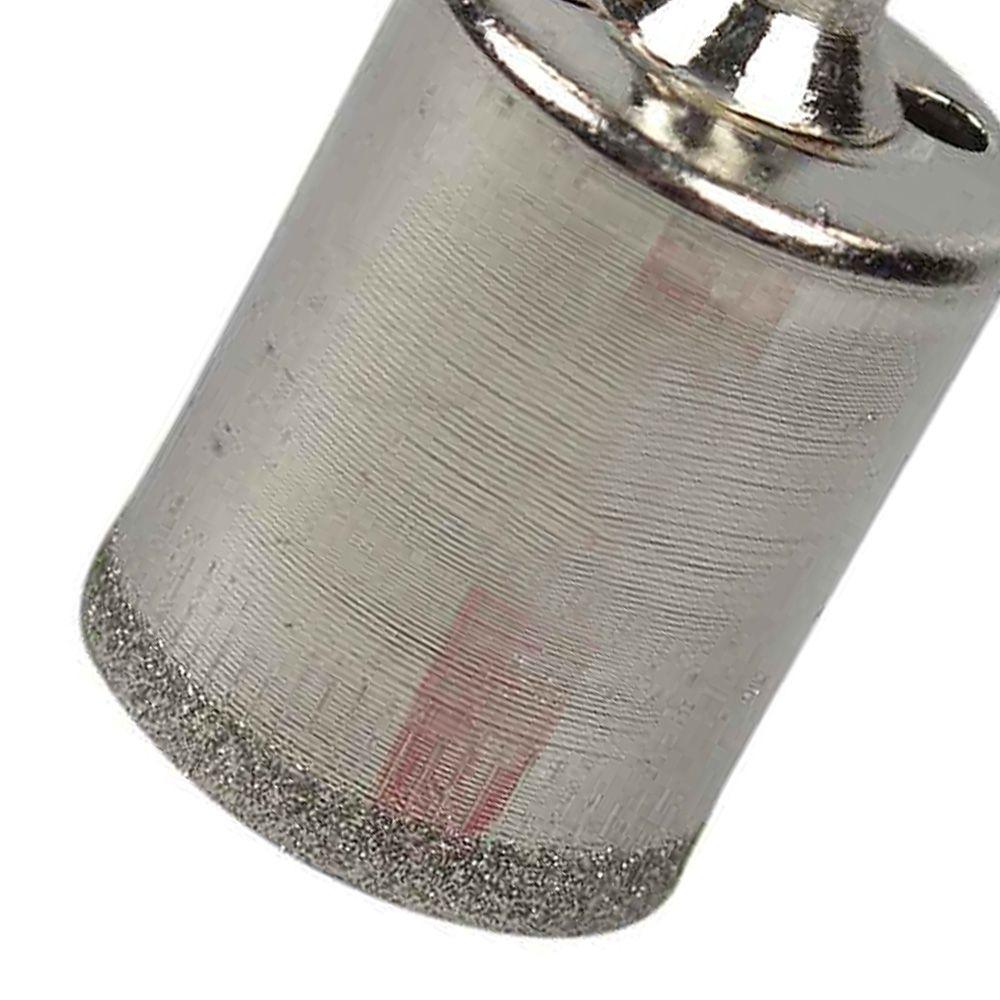 Serra Copo Diamantada Para Vidro E Mármore 25mm Black Jack