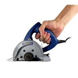 Serra Mármore Rolamentada 127v 13000 Rpm 1100w 110mm Hammer