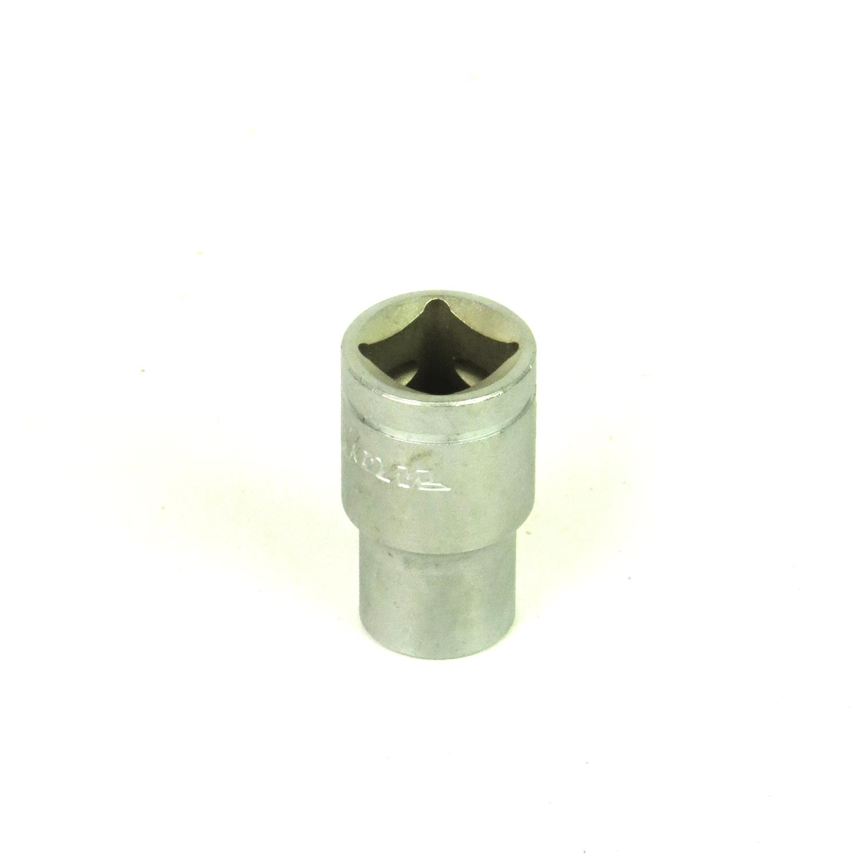 Soquete Estriado 1/2Pol x 12mm Waft