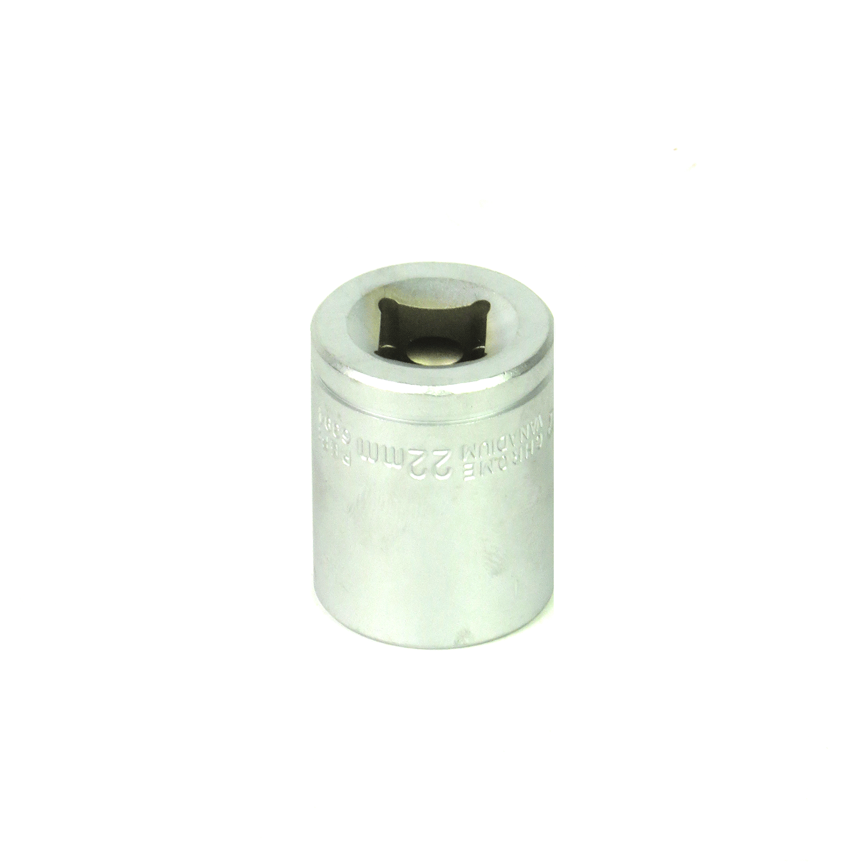 Soquete Sextavado 1/2Pol x 22mm Waft
