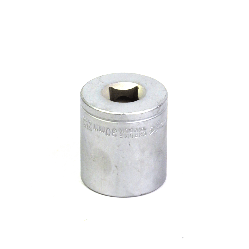 Soquete Avulso Sextavado 1/2Pol x 30mm Waft
