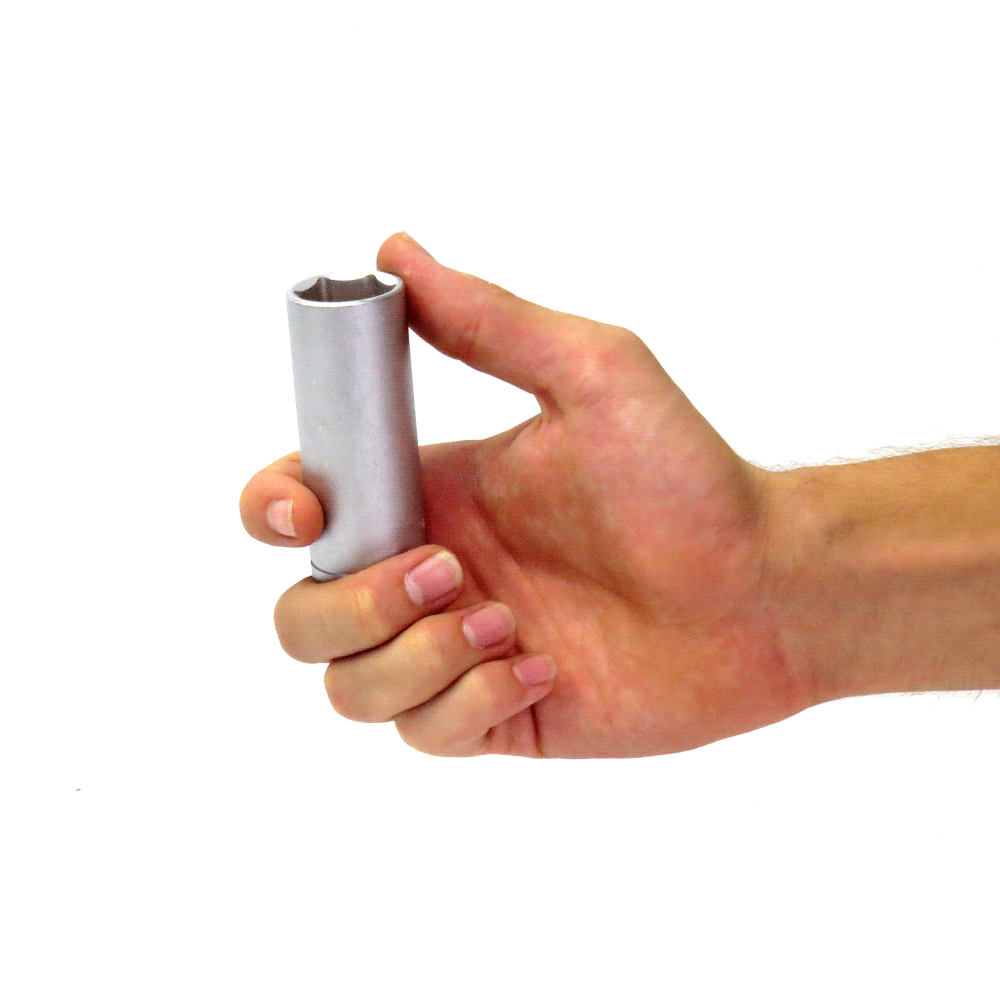 Soquete Avulso Sextavado Longo 1/2Pol x 22mm Waft