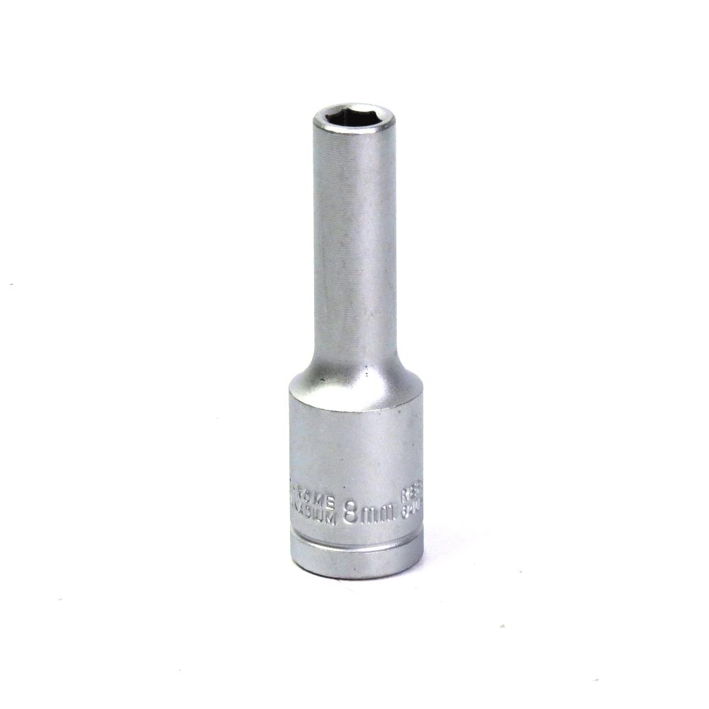 Soquete Avulso Sextavado Longo 1/2Pol x 8mm Waft