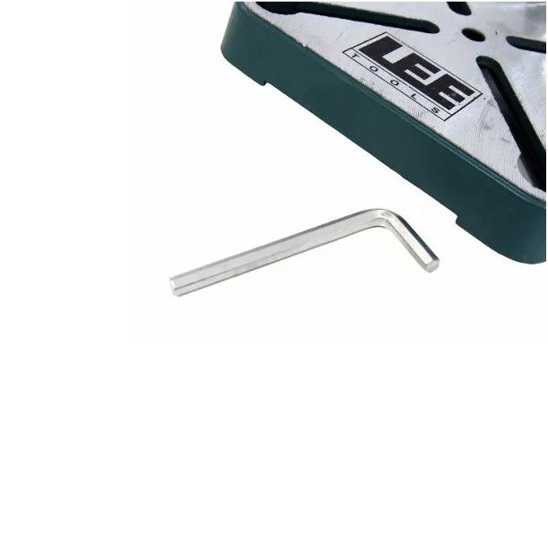 Suporte Para Furadeira Manual + Paquímetro em Metal 6Pol