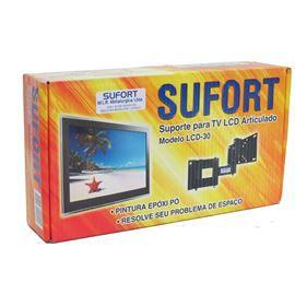 Suporte Para Tv Lcd/led Articulado De 10 À 42pol Cód.LCD-30