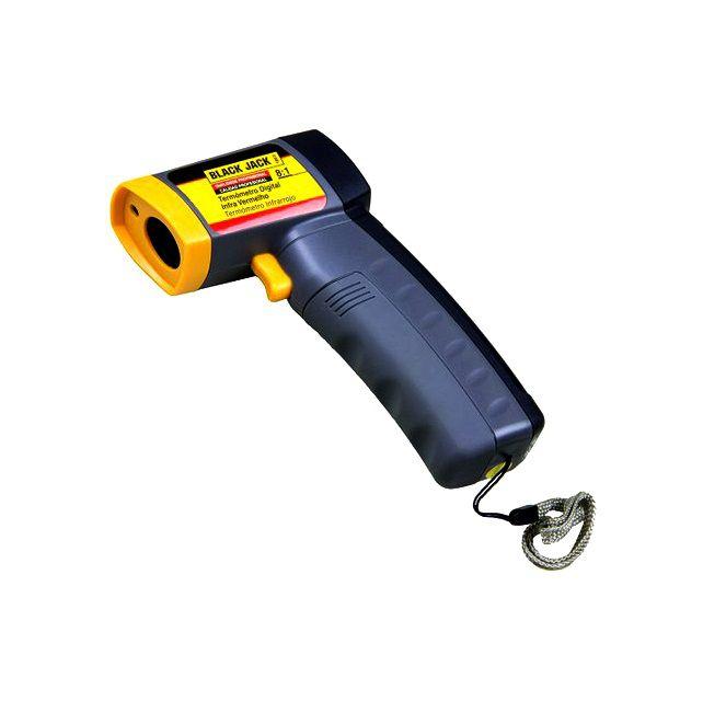 Termômetro Laser Digital Infra Vermelho -20°À -520°C