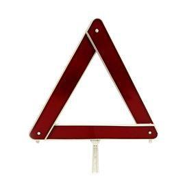Triângulo Branco Para Carro Cód.0860
