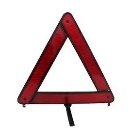 Triângulo Preto Para Carro Cód.865R