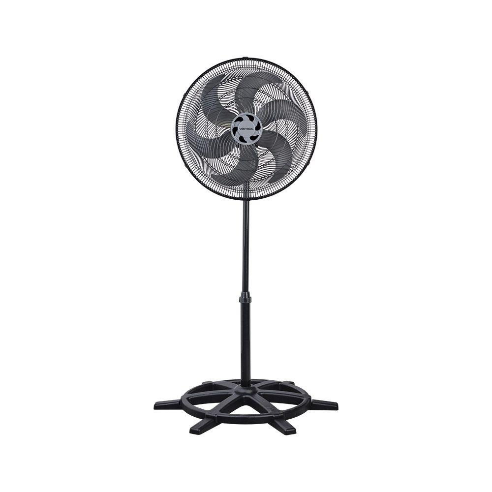 Ventilador De Coluna Oscilante 127V Turbo 6 50cm Ventisol (2 Unidades)