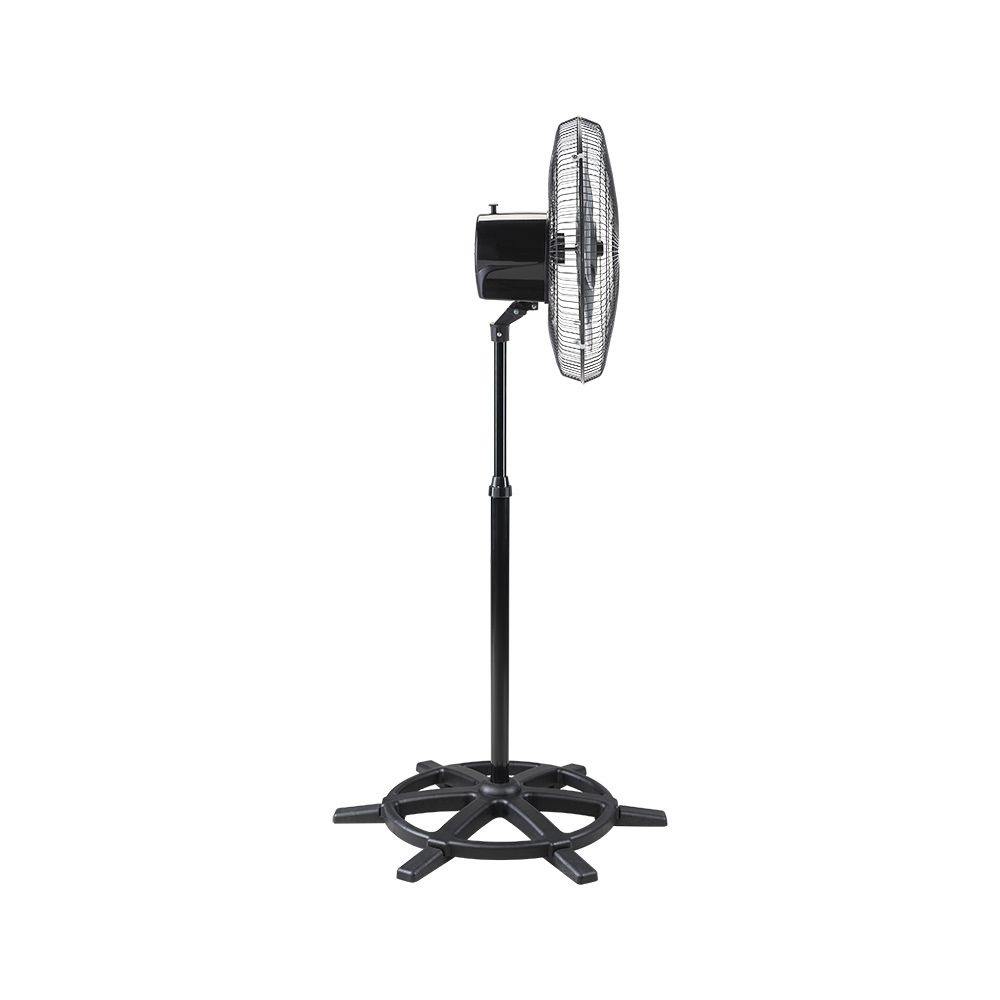 Ventilador De Coluna Oscilante Bivolt 50cm Steel Ventisol