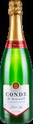 CONDE FOUCAULD BRANCO ESPUMANTE DEMI-SEC - 750ml