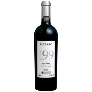 PIZZATO DNA 99 SINGLE VINEYARD MERLOT D O V V  (2015)  - 750ML -