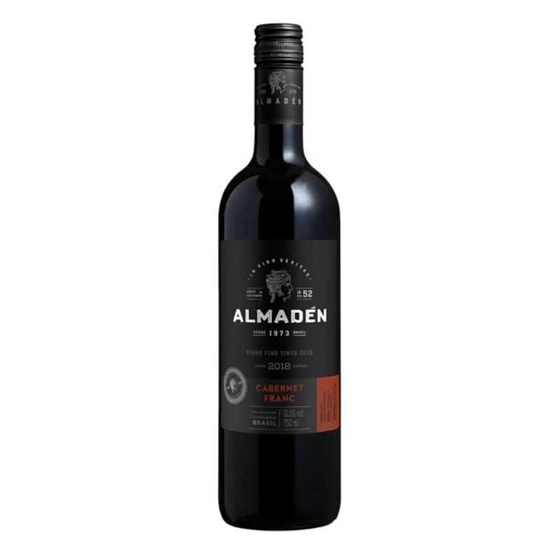 Almadén Vinho Tinto Cabernet Franc 2021 750ml