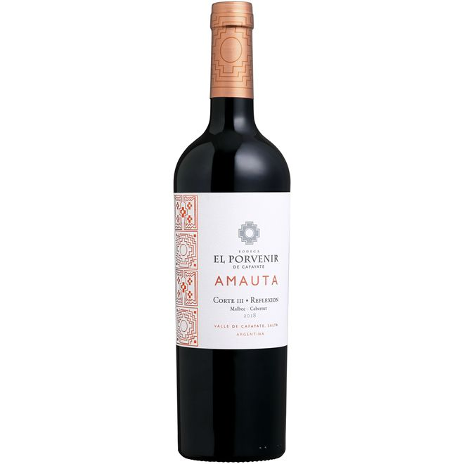 AMAUTA CORTE III REFLEXION - 750ML
