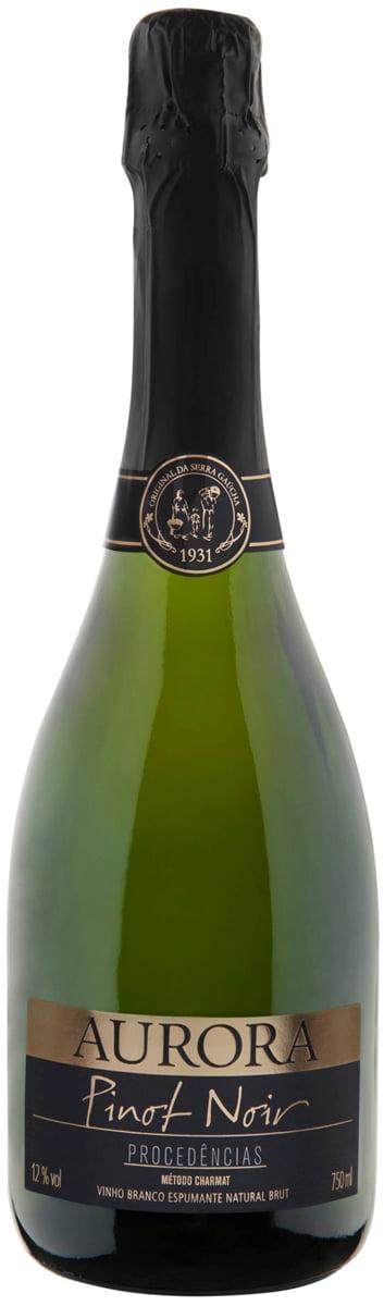 Aurora Espumante Procedência Pinot Noir Brut 750 ml