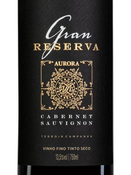 AURORA GRAN RESERVA CABERNERT SAUVIGNON - 750ml