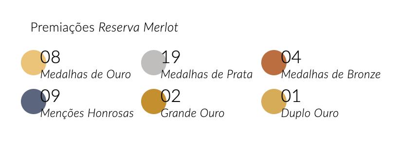 AURORA RESERVA MERLOT 750 ML