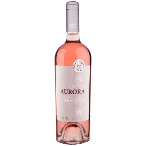 AURORA RESERVA MERLOT ROSE - 750ml