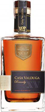 CASA VALDUGA BRANDY XV 15 ANOS - 700ML