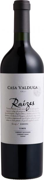 CASA VALDUGA GRAN RAIZES CORTE - 750ML