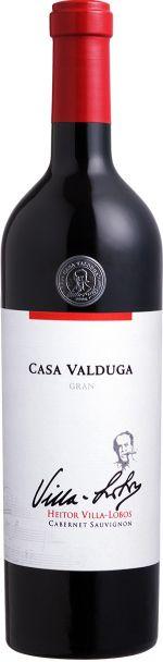CASA VALDUGA GRAN VILLA-LOBOS CABERNET - 750ML