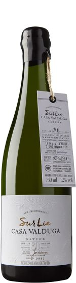 CASA VALDUGA SUR LIE ESPUMANTE NATURE - 750ML