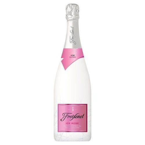 CAVA FREIXENET ICE ROSE DEMI SEC 750 ML