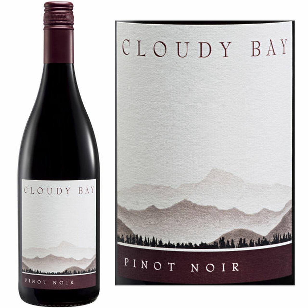 Cloudy Bay Pinot Noir 2014 750ml