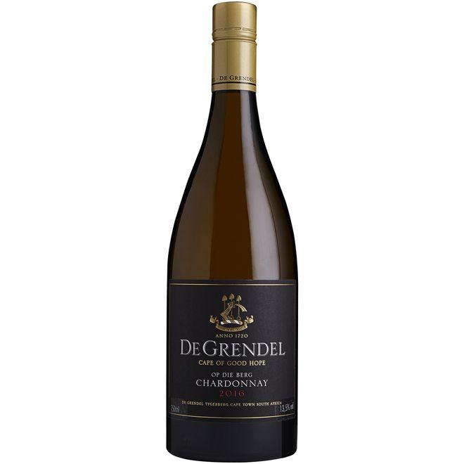 DE GRENDEL OP DIE BERG CHARDONNAY - 750ML