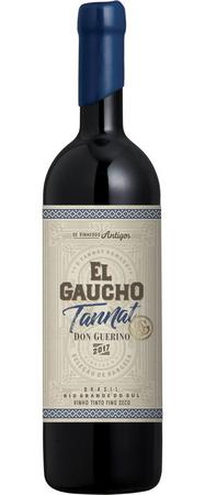 DON GUERINO EL GAUCHO TANNAT 750 ML